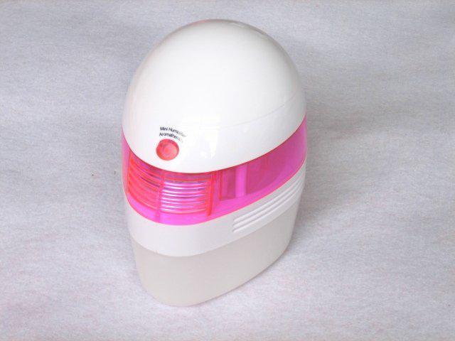 ミニ気化式加湿器