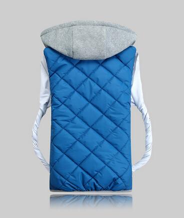 シンプルなスタイル2015冷却チョッキ卸売デザイナーメンズ