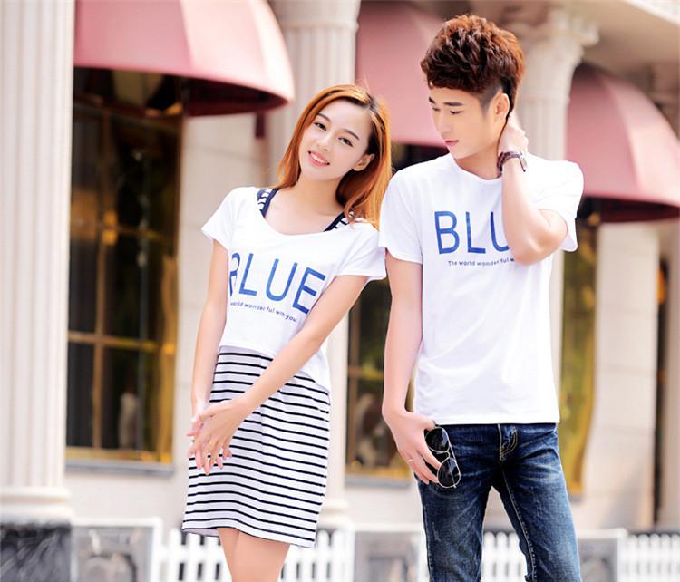新たなスタイルと非常に2015で男性の人気シャツカジュアルカップルの愛好家のための設計