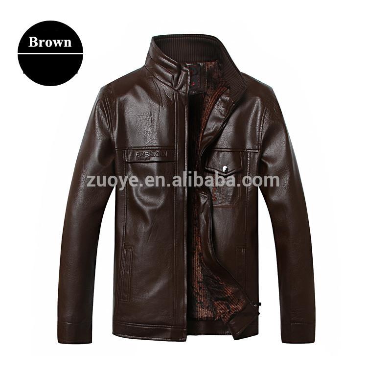 2015熱い- 販売の男性のファッションの高品質付きpuレザー合成皮革