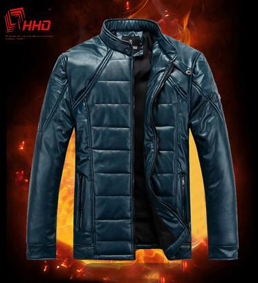 高品質のファッション男性の冬服