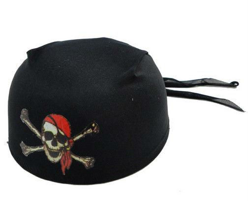 ハロウィンパーティの衣装海賊帽子装飾された海賊帽子
