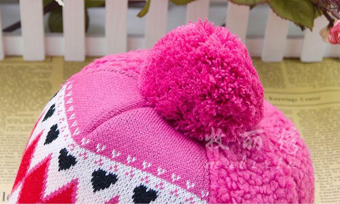 春新しいデザインの騎士のヘルメットの帽子かぎ針編みパターン