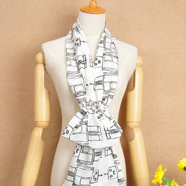 卸売ファッション女性のためのエレガントなスカーフ