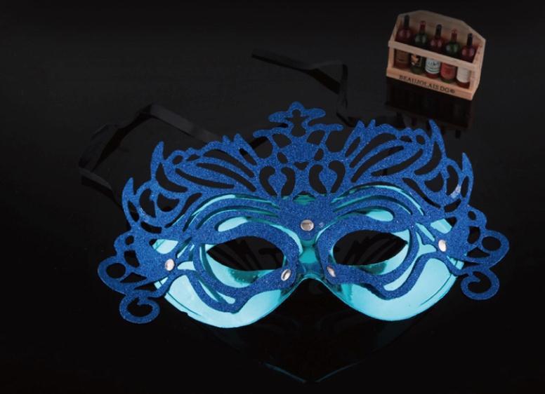 卸売アイファンシーハロウィンパーティーマスク仮面舞踏会マスク