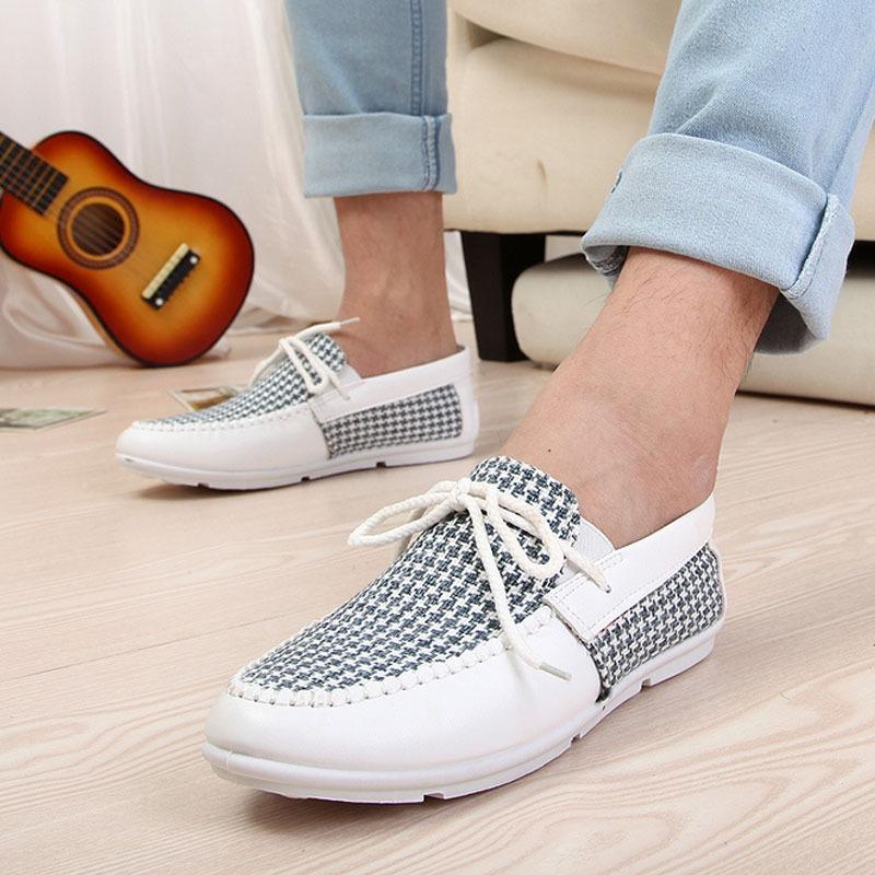 新しいメンズss7126外国貿易ニューイングランドの紳士革靴エンドウ通気性の靴