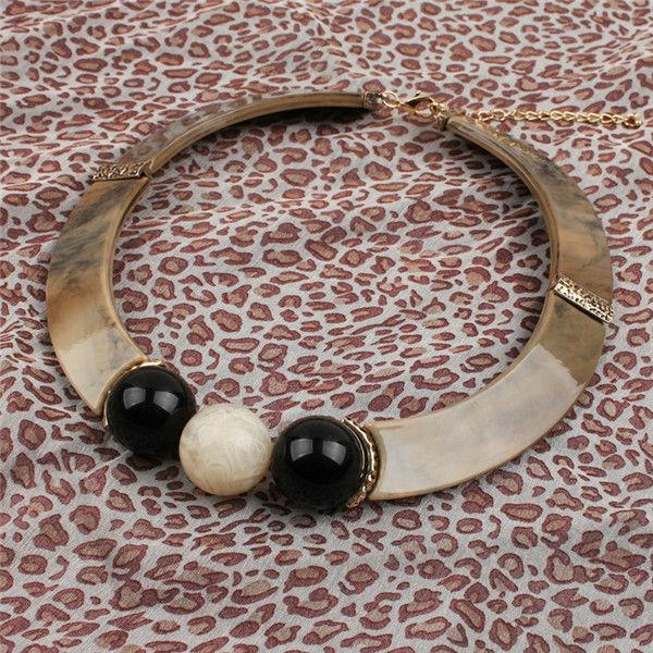 高レベルの女性石ターコイズネックレスの石の宝石文のネックレス