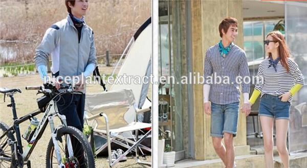 夏の太陽の保護2014年腕を冷却バイクスリーブホット販売韓国様式
