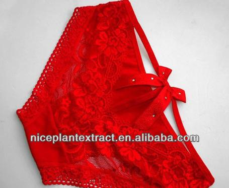 セクシーなシルク刺繍n040アイス情熱下着のレースの弓