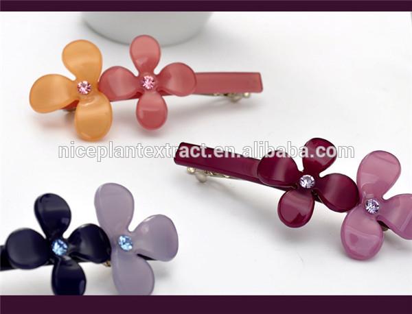 の豪華な装飾的な水晶の髪爪2015最新のデザイン