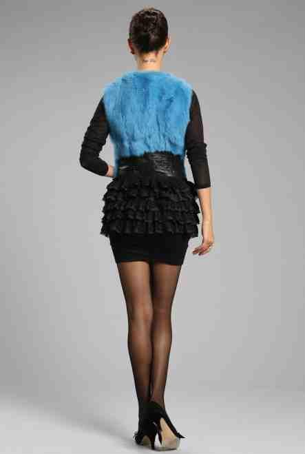 ホット! ファッション毛皮のチョッキ/毛皮のレース/羊皮/卸売