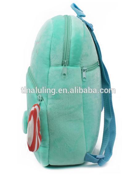 子供のための動物のスクールバッグその象高品質のバックパックの通学カバン