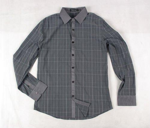 人のワイシャツ