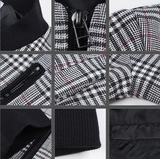 男性の肘のパッチポケットジャケット