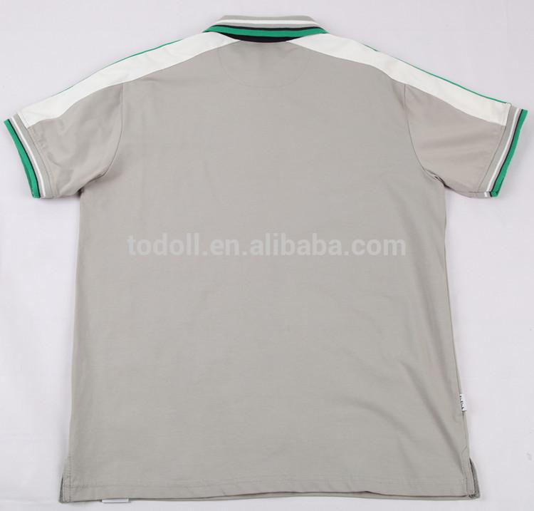 カスタム半袖ポロのtシャツ卸売