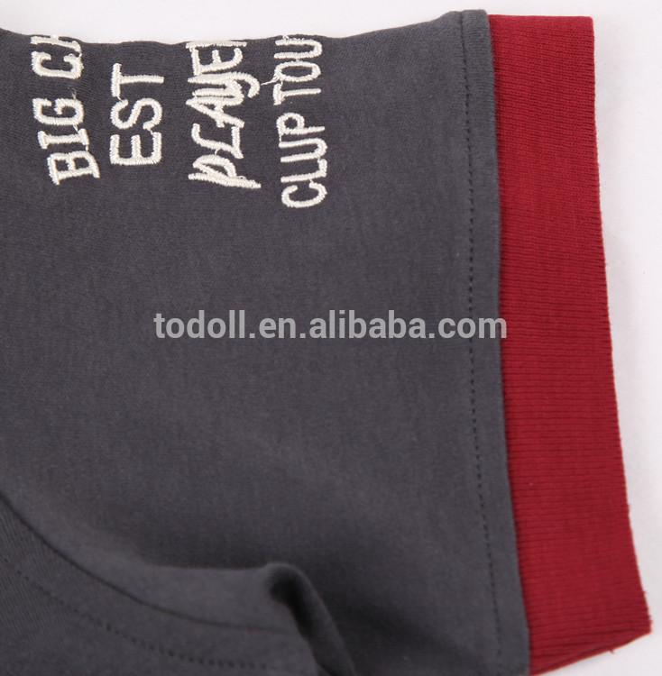 安い刺繍カスタムポロのtシャツ